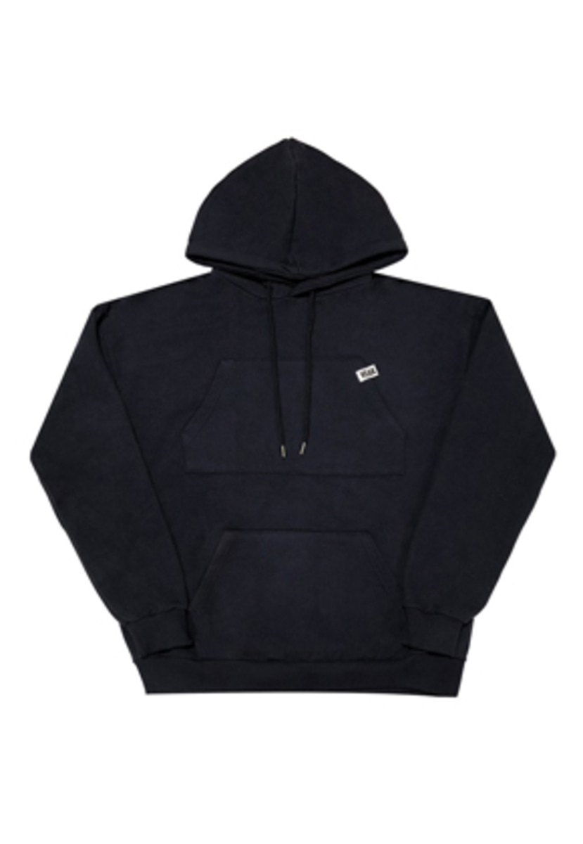 VEAK베아크 VEAK EP.4 LOVE, DAMAGE / 2 pocket hood NAVY