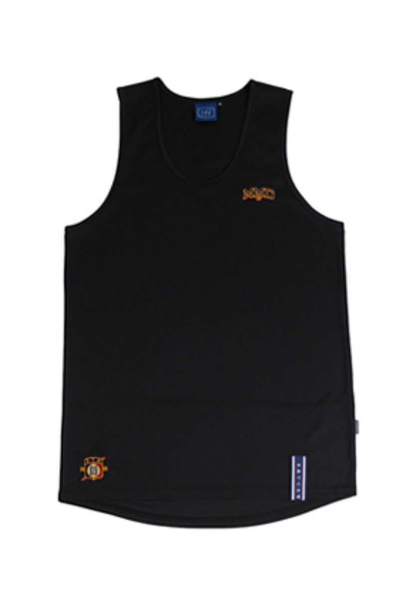 Romantic Crown로맨틱크라운 MMD Sleeveless_Black
