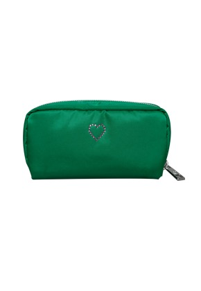 Heymisstata헤이미스타타 crystal pouch (green)