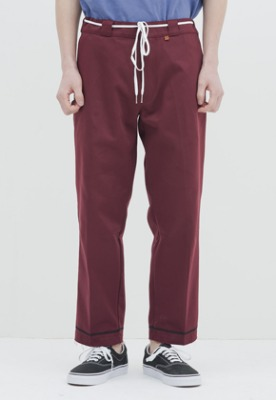 IDEAEND아이디어엔드 Dickiss Pants (Red Berry)
