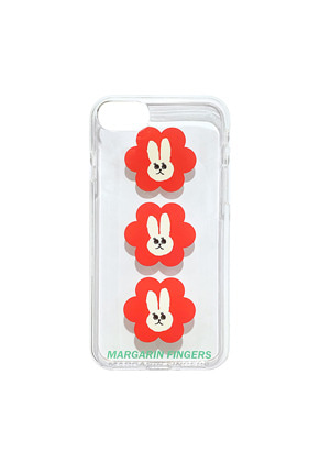 Margarin Fingers마가린핑거스 RABBIT PORTRAIT CASE