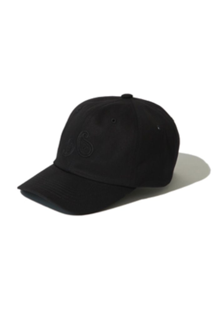 Kruchi크루치 Paisley 6 Panel Cap - (Black/bk)