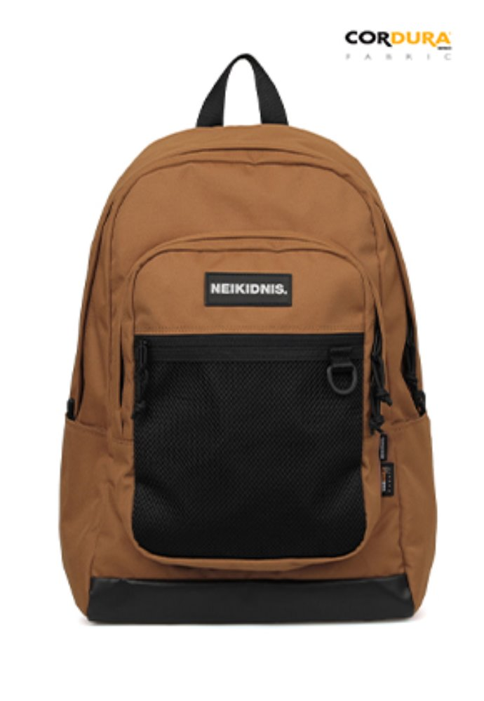 NEIKIDNIS네이키드니스 ACADEMY BACKPACK / CAMEL