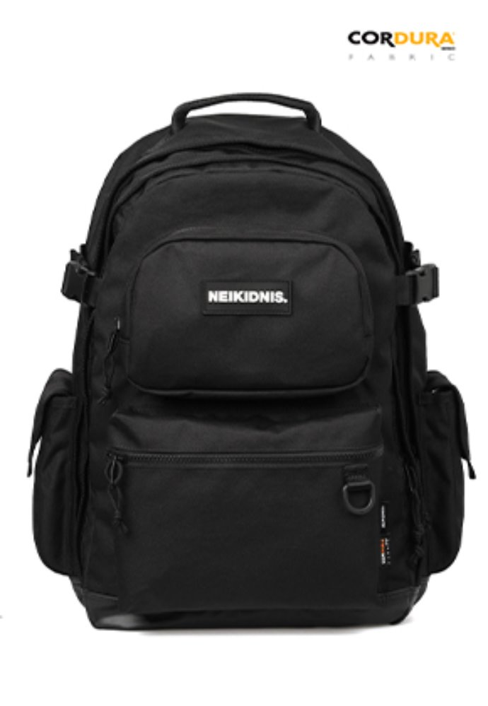 NEIKIDNIS네이키드니스 LAYER BACKPACK / BLACK