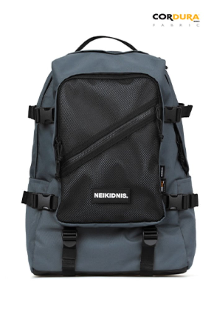 NEIKIDNIS네이키드니스 [사은품 증정]DIVISION BACKPACK / LIGHT NAVY