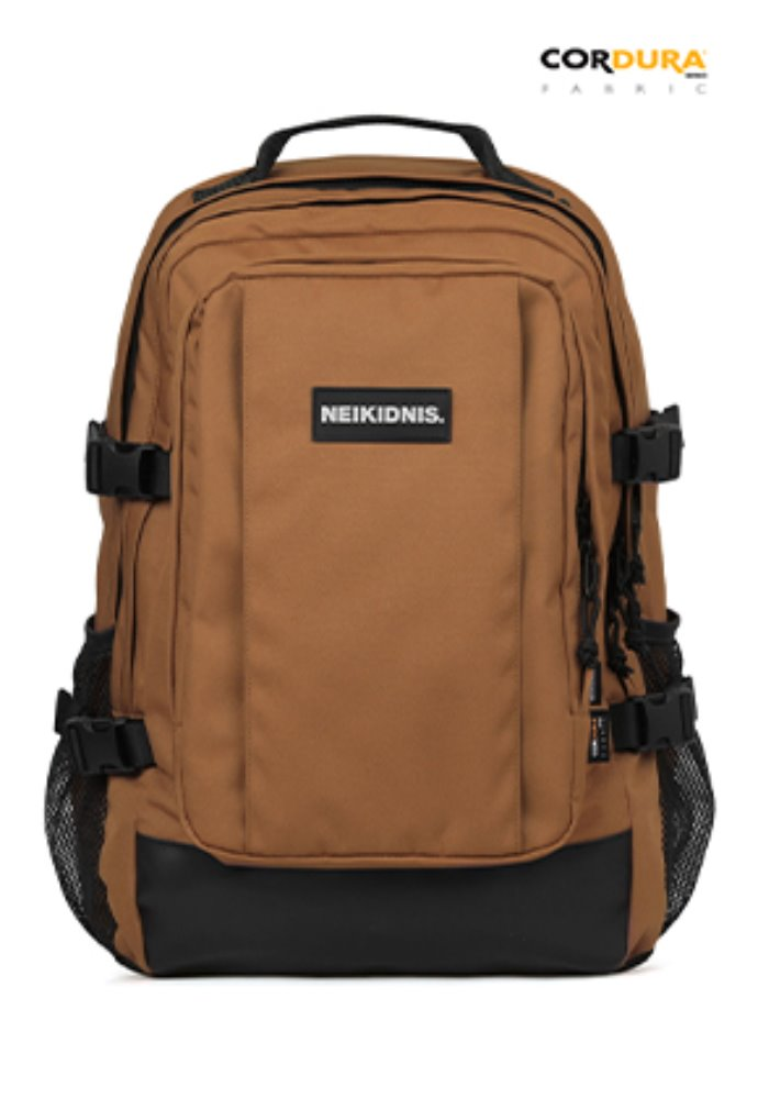 NEIKIDNIS네이키드니스 [사은품 증정]SUPERIOR BACKPACK / CAMEL