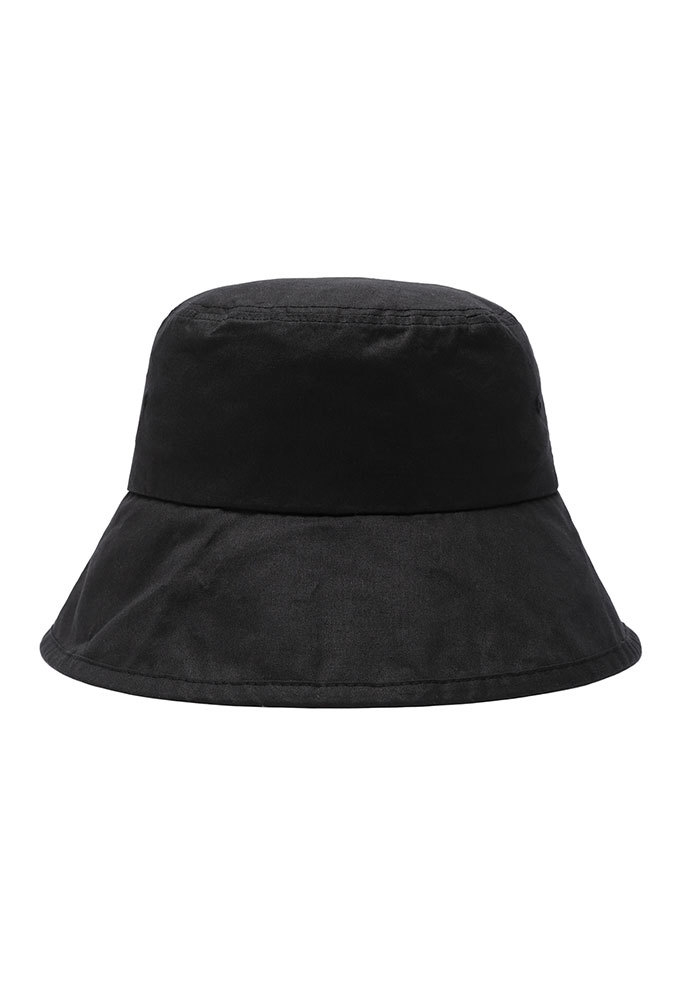ENOU에노우 BUCKET HAT[BLACK]
