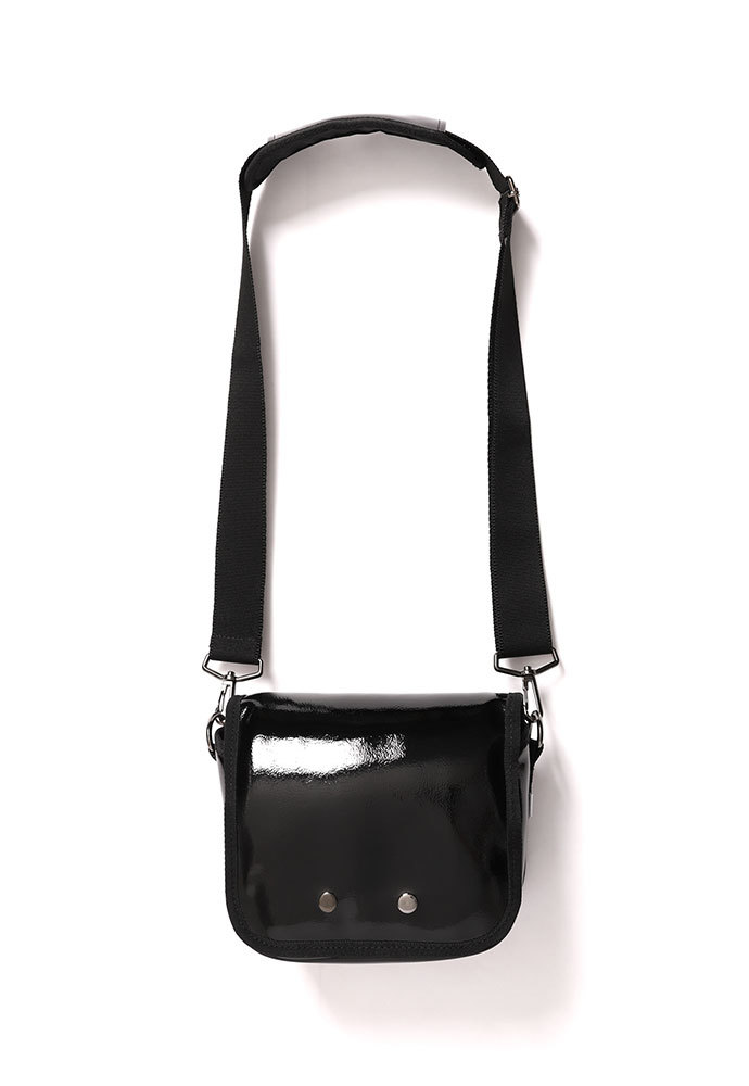 ENOU에노우 MINIMAL BAG[BLACK]