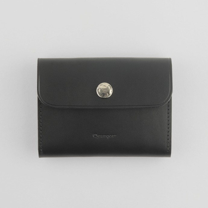 Quarqor쿼르코어 DANIEL BUTTON WALLET