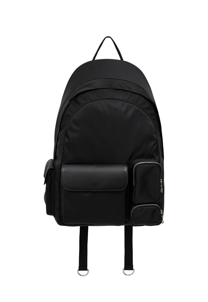 Anderssonbell앤더슨벨 UNISEX LEICESTER BACKPACK aaa239u(BLACK)