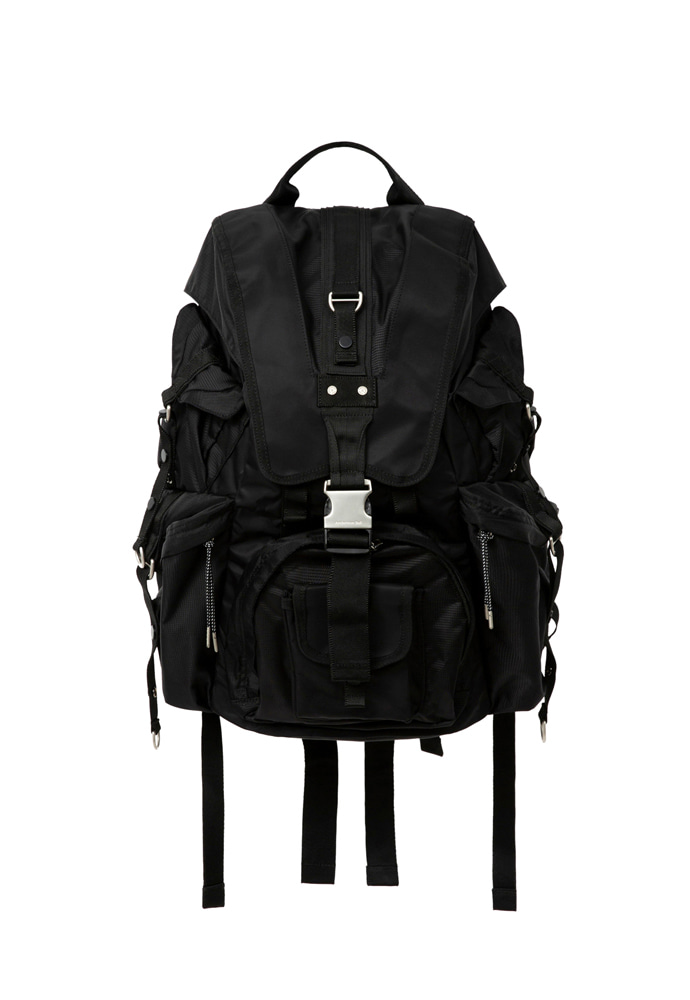 Anderssonbell앤더슨벨 UNISEX TECHNICAL BERLIN BACKPACK aaa237u(BLACK)