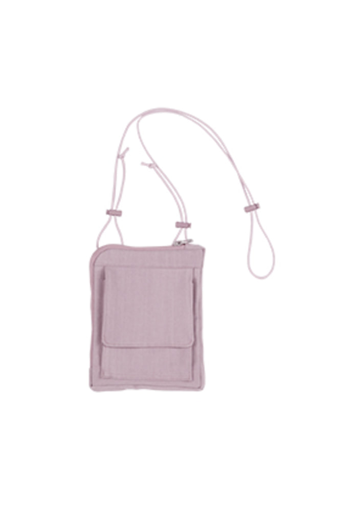 AJO BY AJO아조바이아조 Cotton Mini Bag [Lavender]