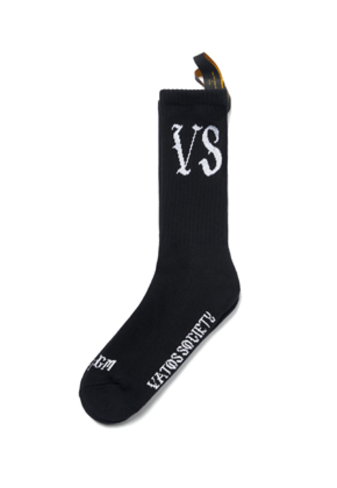 Stigma스티그마 VS SKATE SOCKS BLACK