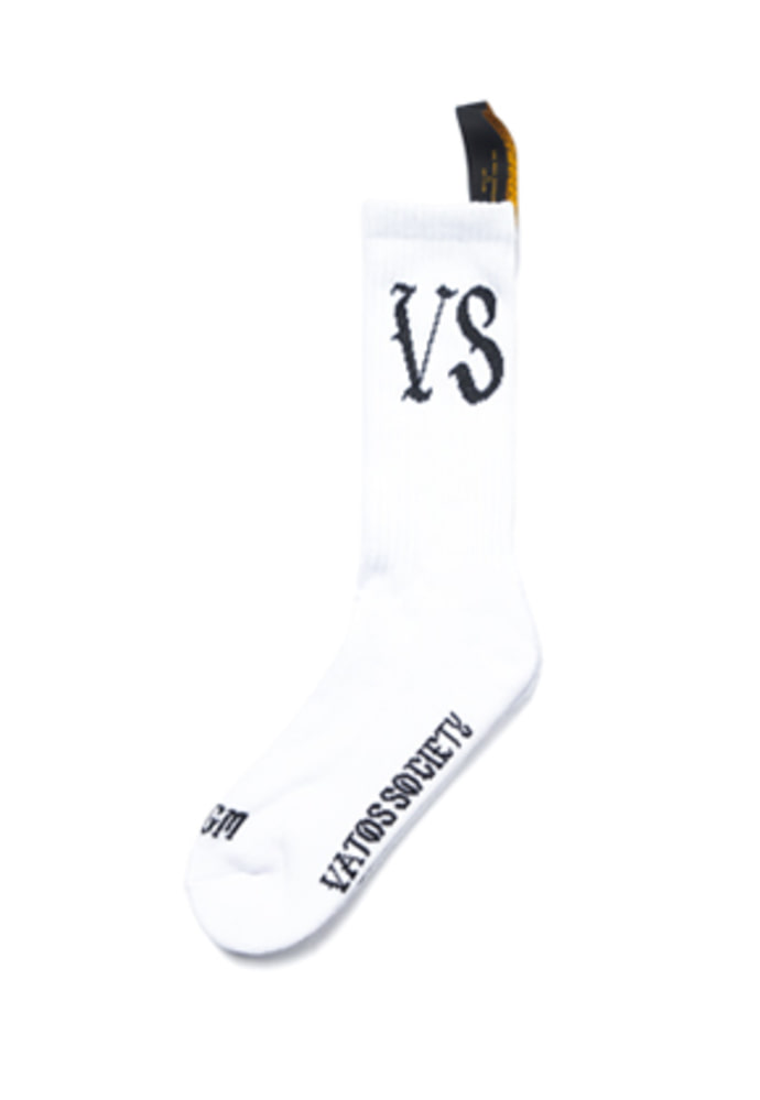 Stigma스티그마 VS SKATE SOCKS WHITE